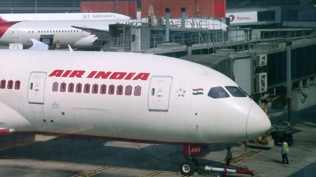 Boeing 787 Air India