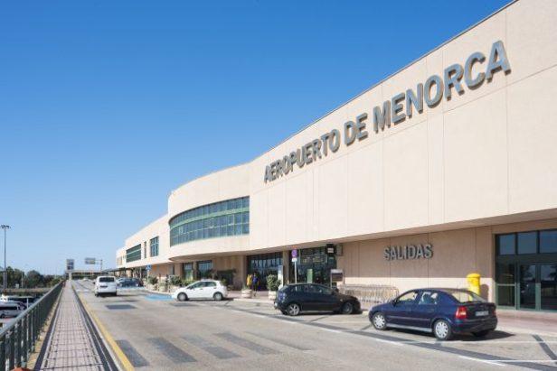 Aeropuerto de Menorca MAH