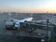 emirates dubai barcelona ciudad de mexico vuelo inaugural A6-EWI