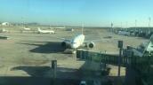 emirates dubai barcelona ciudad de mexico vuelo inaugural a6-ewi pushback