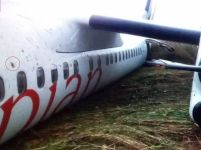 accidente ethiopian airlines ET357 Yuba