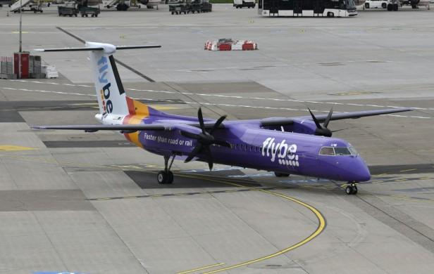 Bombardier Dash-8 Q400 de Flybe