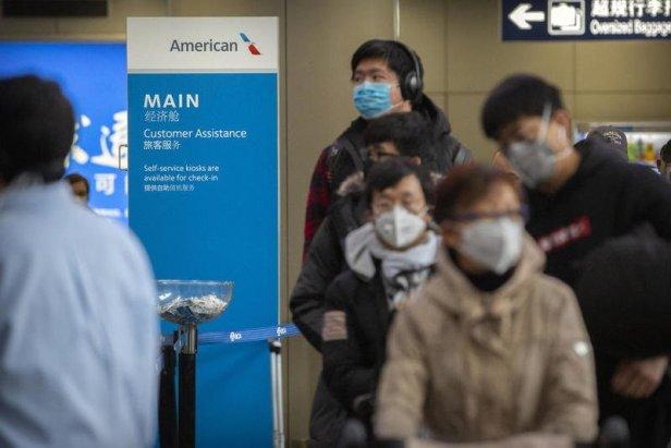 American Airlines Coronavirus medidas procedimientos