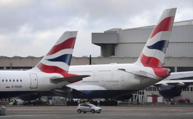 Airbus A380 de British Airways